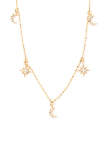 Constellation Charm Necklace - Farminista