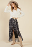 Highlander Maxi Skirt