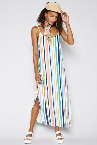 Streets of Havana Stripe Maxi