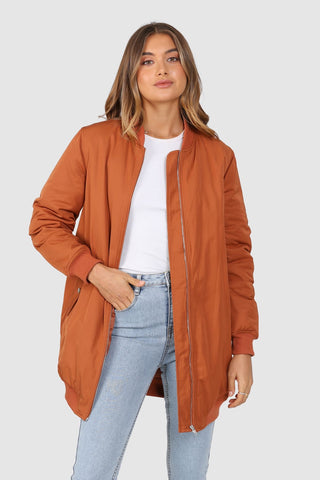 Elinor Bomber Jacket