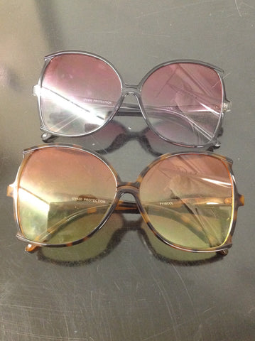 Large Sunglasses - Farminista