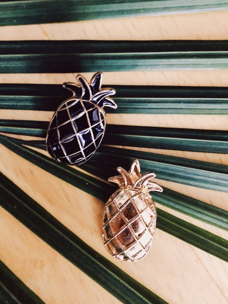 Pineapple Pin - Farminista