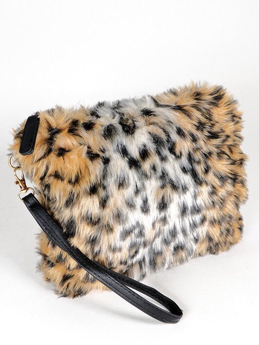 Leopard Clutch - Farminista