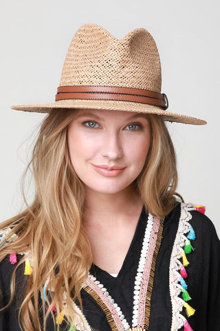 Ruggine Panama Hat
