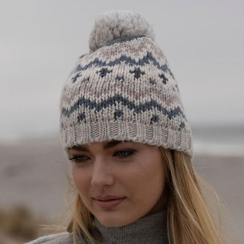 Fairisle Touque - Farminista