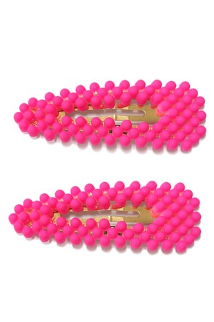 Beaded Barrette - Farminista