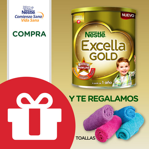 Nestle Excella Gold