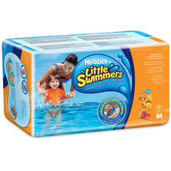 Little Swimmers Mediano Paq. 11 | Pañales | Huggies Little Swimmers - Bebe2go.com