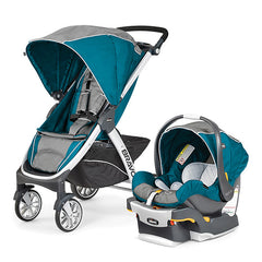 Travel System Bravo Polaris USA Chicco - bebe2go.com  - 1