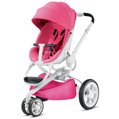 Carriola Moodd Devotion-Pink Passion | Carriolas Premium | Quinny - Bebe2go.com