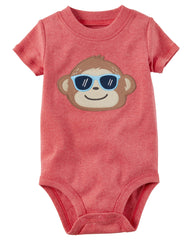 Body Carters Changuito-Rojo | Pañalero | Carters - Bebe2go.com