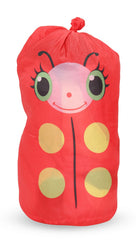 Sleeping Bag Melissa & Doug- Rosa - bebe2go.com  - 3