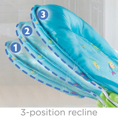 Hamaca De lujo Mother's touch - Splish Splash - bebe2go.com  - 3