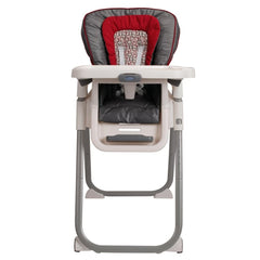 Silla Alta Table Fit- Roja | Periqueras | Graco - Bebe2go.com