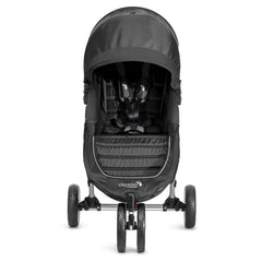 Carriola City Mini Negro con Gris | Carriolas Sencillas | Baby Jogger - Bebe2go.com