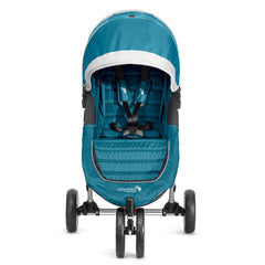 Carriola City Mini Azul con Gris | Carriolas Sencillas | Baby Jogger - Bebe2go.com