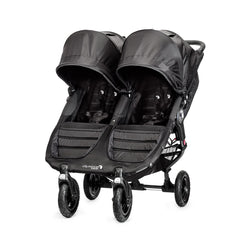 Carriola City Mini GT Double Negra | Carriolas Dobles y Gemelares | Baby Jogger - Bebe2go.com
