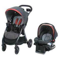 Travel System Graco Fast Action 2.0 Solar | Travel System | Graco - Bebe2go.com
