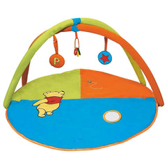 Playmat Hunny Days-Azul | Activity Gym | Disney Baby - Bebe2go.com