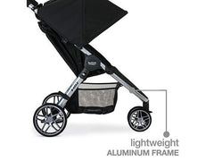Travel System 2016  B-Agile 3/B-Safe 35 - Steel - bebe2go.com  - 11