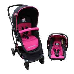 Carriola 4 En 1 Hello Kitty - bebe2go.com
