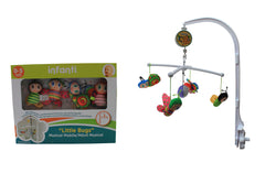 Movil Musical Infanti Little Bugs - bebe2go.com