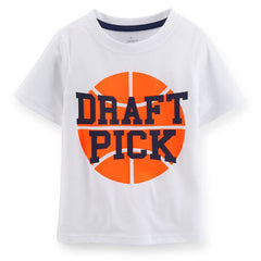 Playera Draft Pick | Playeras y Camisas | Carters - Bebe2go.com