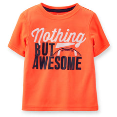 Playera Nothing but Awesome | Playeras y Camisas | Carters - Bebe2go.com