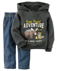 Set de 2 pzas Adventure - bebe2go.com
