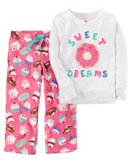Pijama Sweet Dreams Niñas Carter's
