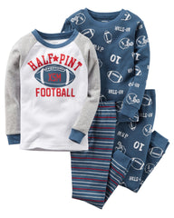 Set de Pijamas 4 pzas - Football - bebe2go.com