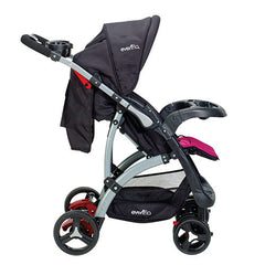 Carriola Capella Morada Evenflo - bebe2go.com  - 2