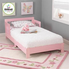 Cama Infantil Houston- Rosa