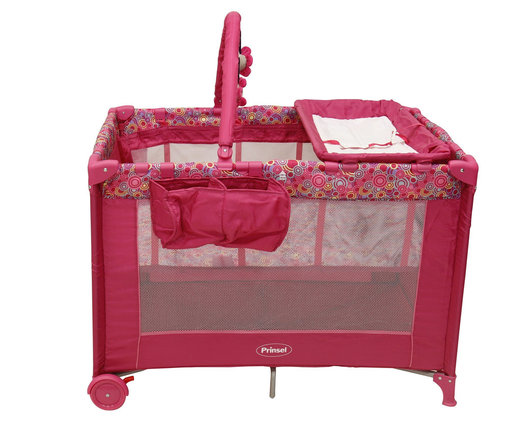 Cuna Magic Rosa - bebe2go.com  - 3