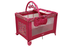 Cuna Magic Rosa - bebe2go.com  - 1