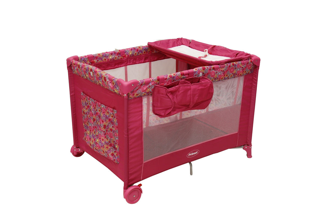 Cuna Magic Rosa - bebe2go.com  - 8