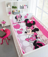 Set de Edredón Cuna Minnie