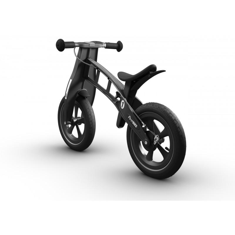 FirstBike bicicleta de balance - Limited Edition Black