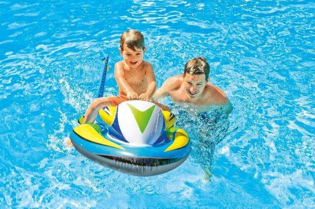 Moto Inflable Intex para Agua Wave Rider