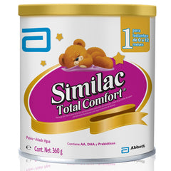 Similac Total Comfort HA Etapa 1 - 360 gr.