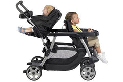 Carriola Doble Graco Ready to Grow Gotham | Carriolas Dobles y Gemelares | Graco - Bebe2go.com