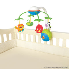 Soothing Safari - Movil 2 en 1 | Moviles | Bright Starts - Bebe2go.com