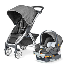 Carriola Bravo Travel System Avena