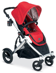 Carriola B-Ready - Rojo - bebe2go.com  - 1