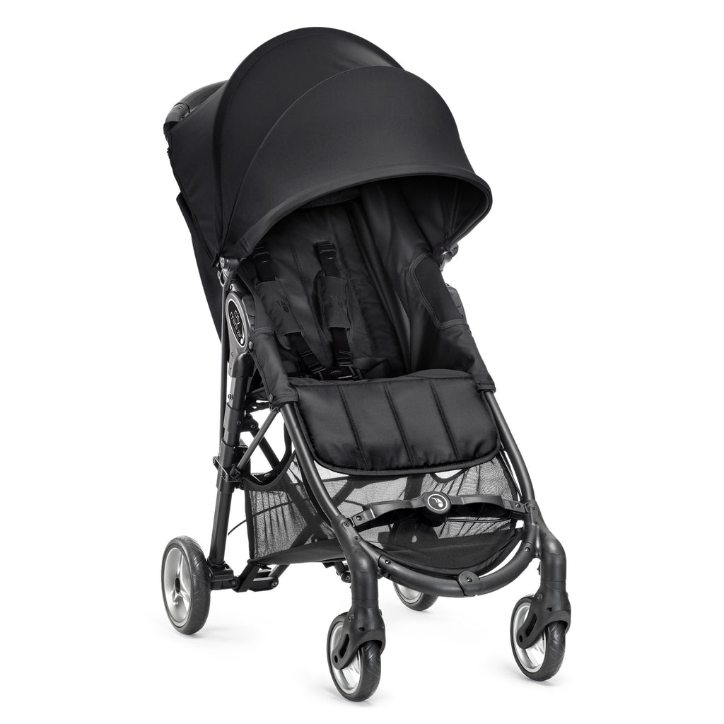 Carriola City Mini Zip Negra | Carriolas Sencillas | Baby Jogger - Bebe2go.com