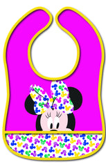 Babero Minnie Ribbons