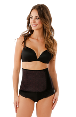 Faja Post Parto Original Belly Wrap Negra - bebe2go.com  - 2