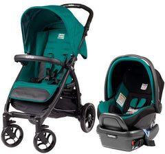 Carriola Booklet Travel System - Aquamarine
