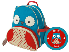Backpack Zoo - Búho - bebe2go.com  - 1
