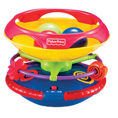 Platillo Giratorio | Juguetes Educativos | Fisher Price - Bebe2go.com